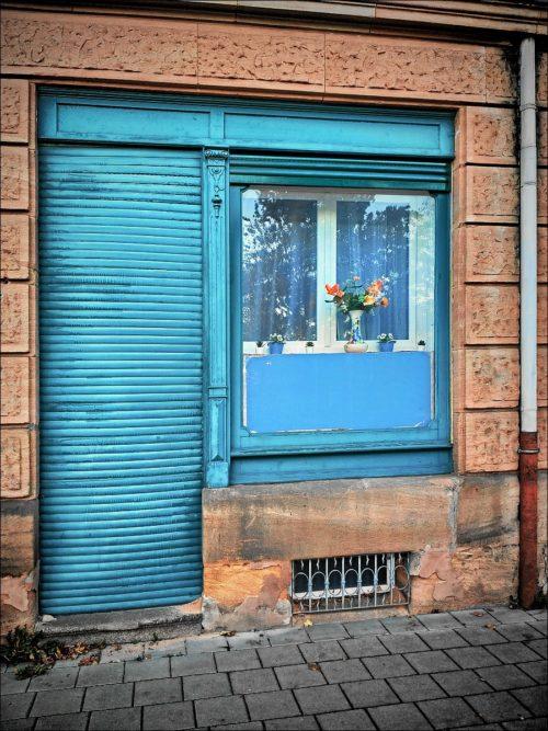 Ehemaliges Ladengeschäft(chen) in der Cadolzburger Straße